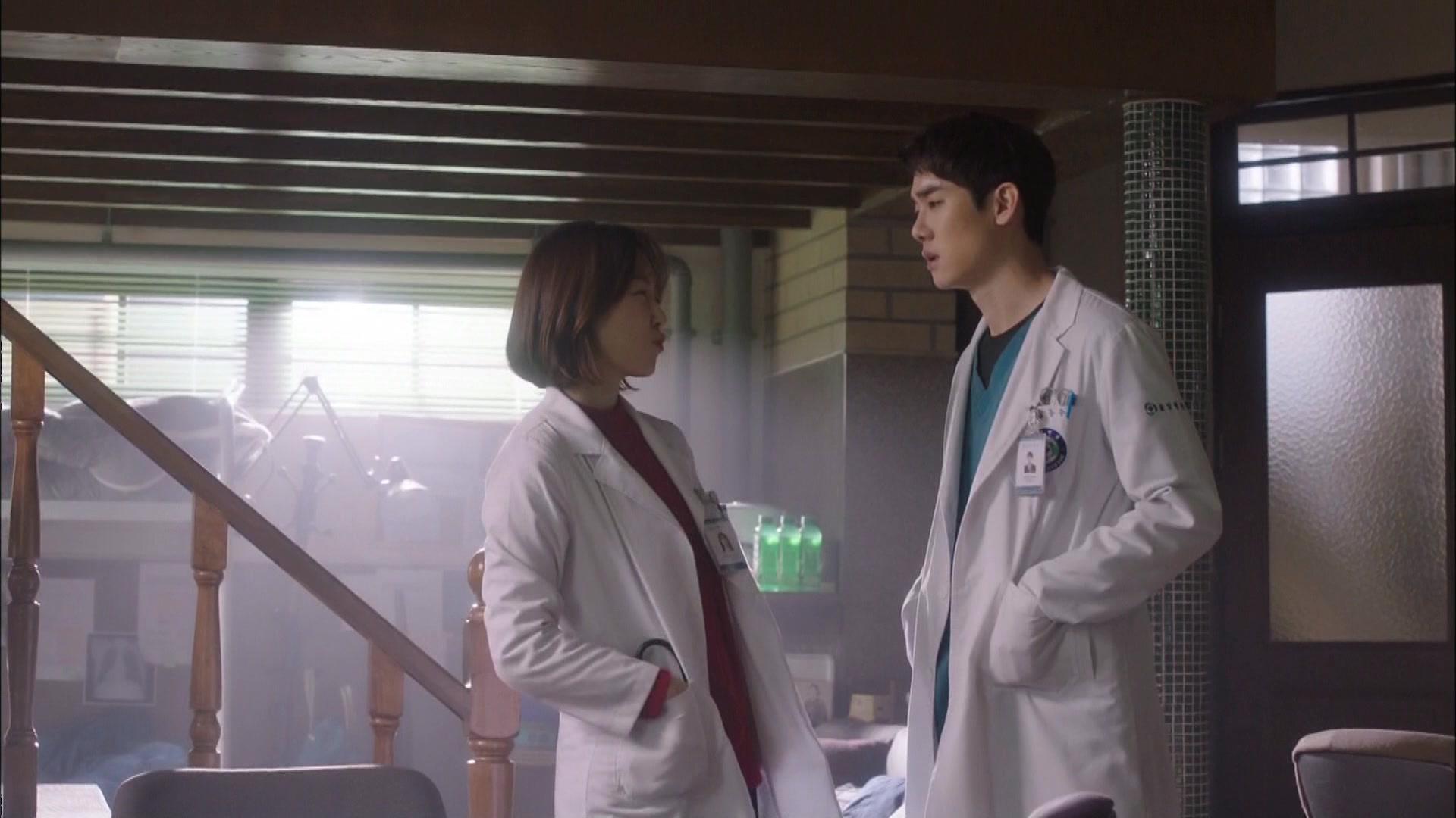 Romantic Doctor Kim Episode 16