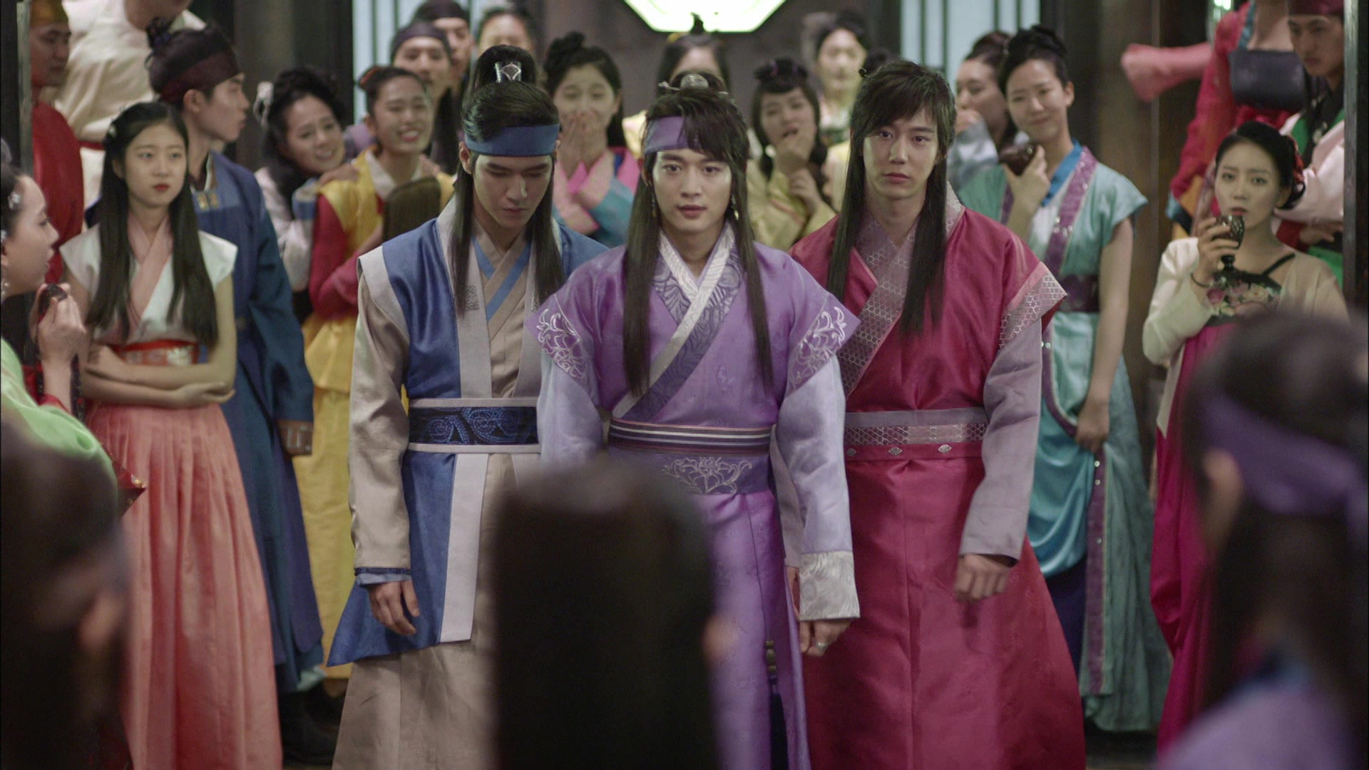 Hwarang Episode 1