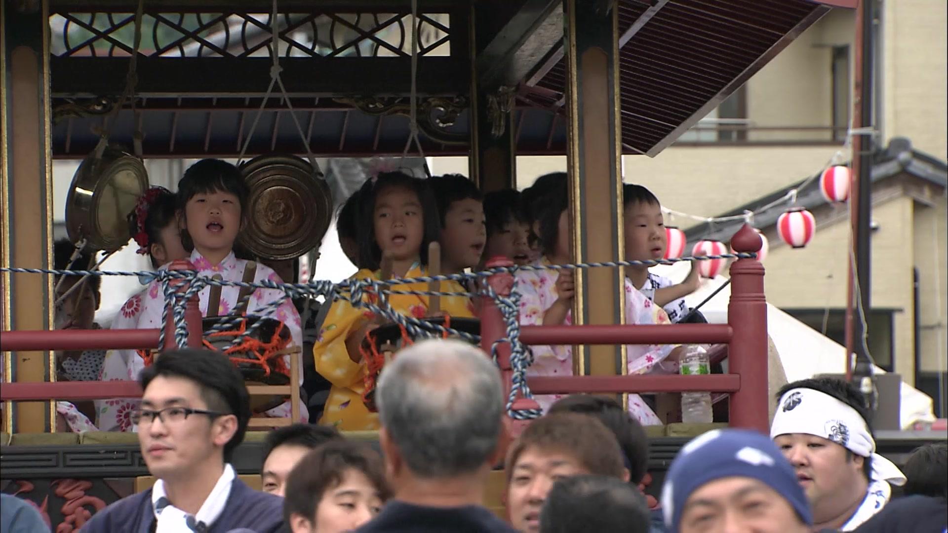 Murakami Grand Festival 2016: Tradition Passed Down Episode 1