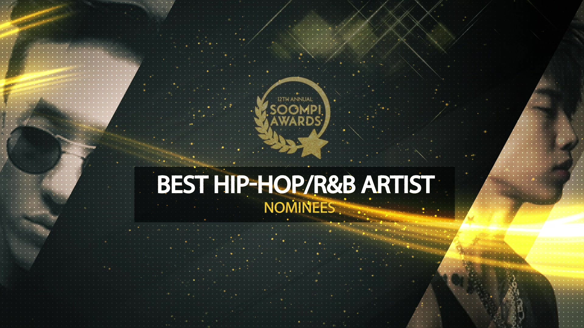 Soompi Awards Episode 1: Best Hip-Hop/R&B Artist
