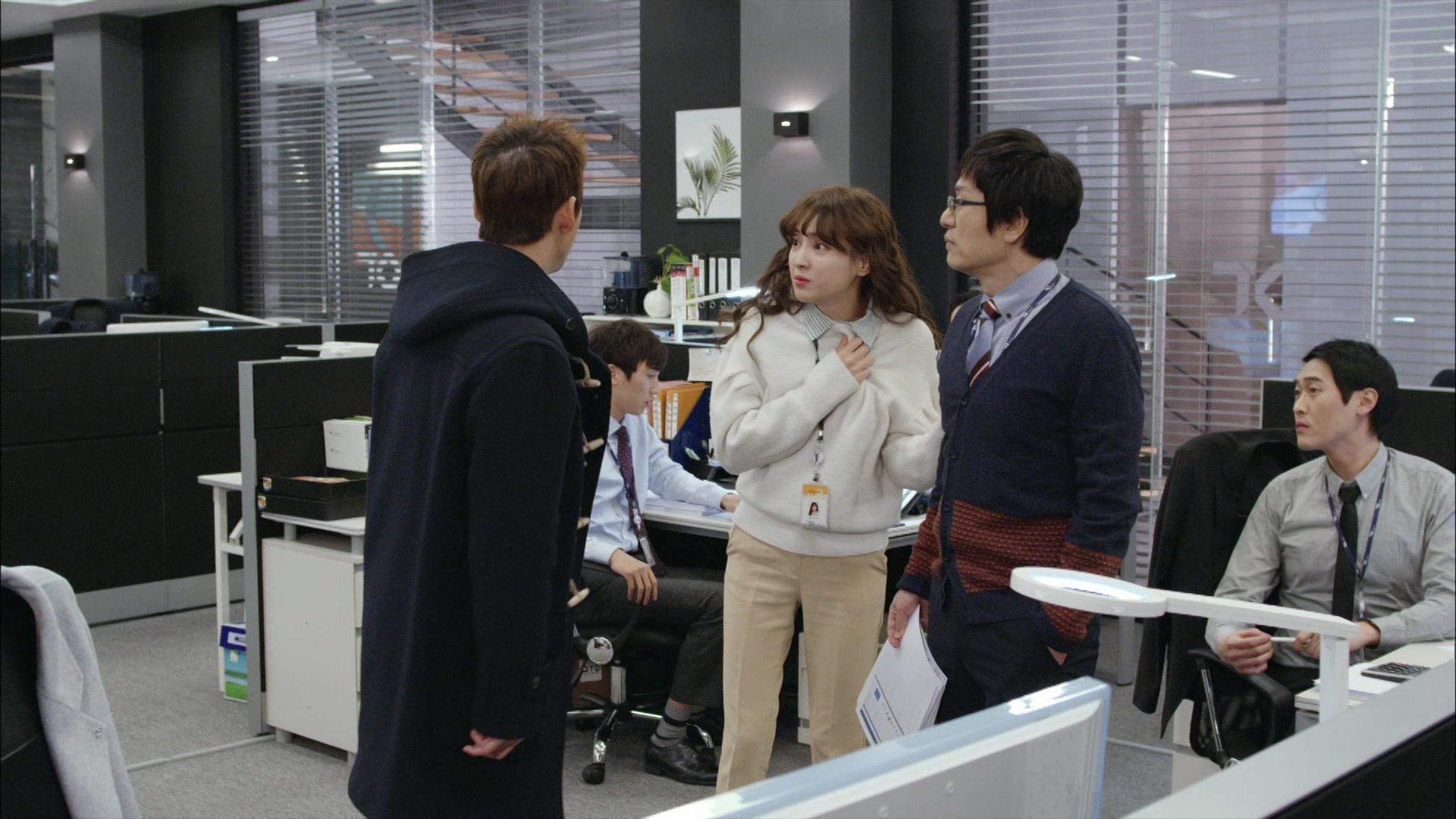 Chief Kim Episode 8