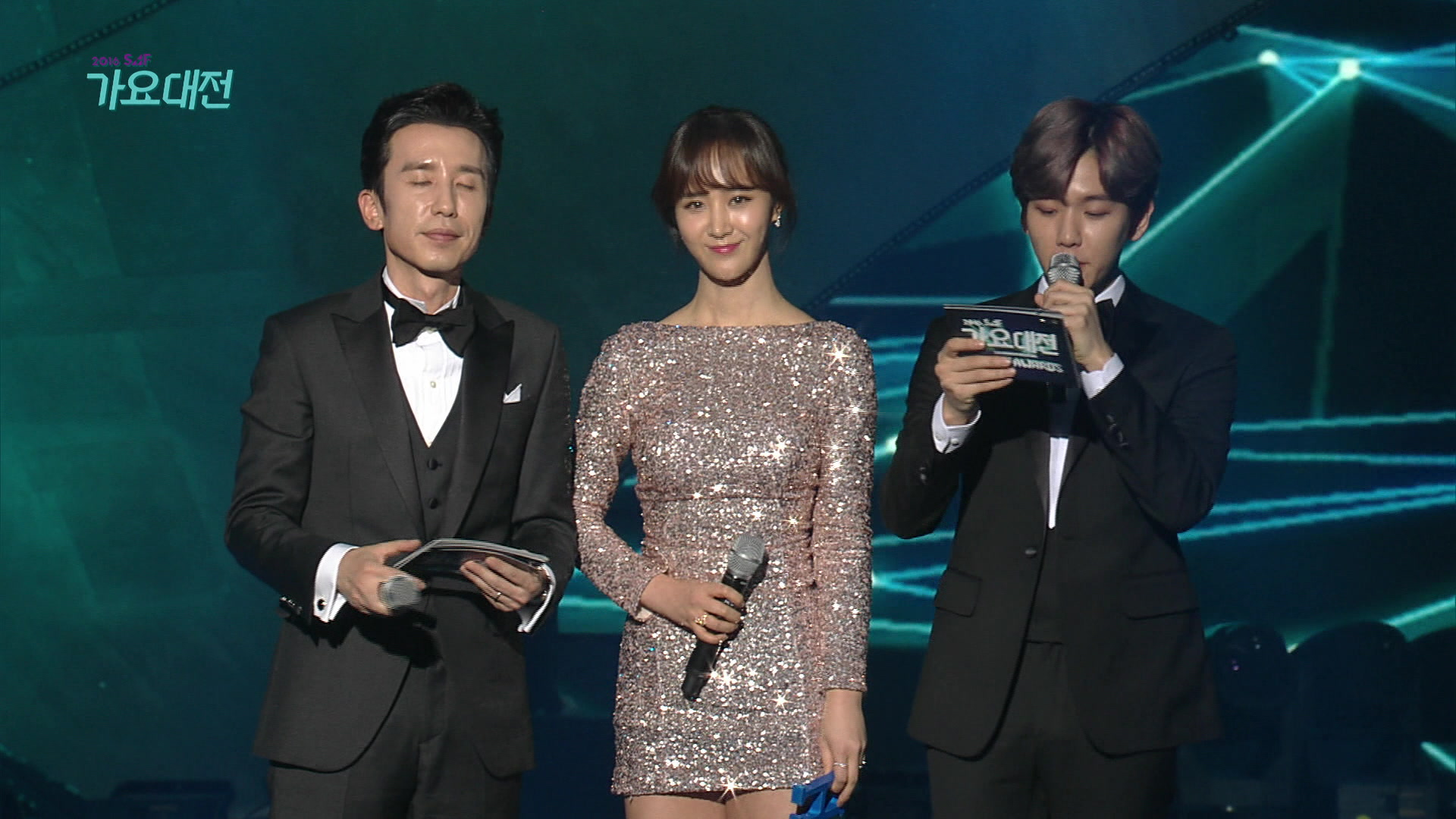 2016 SBS K-Pop Awards Episode 1