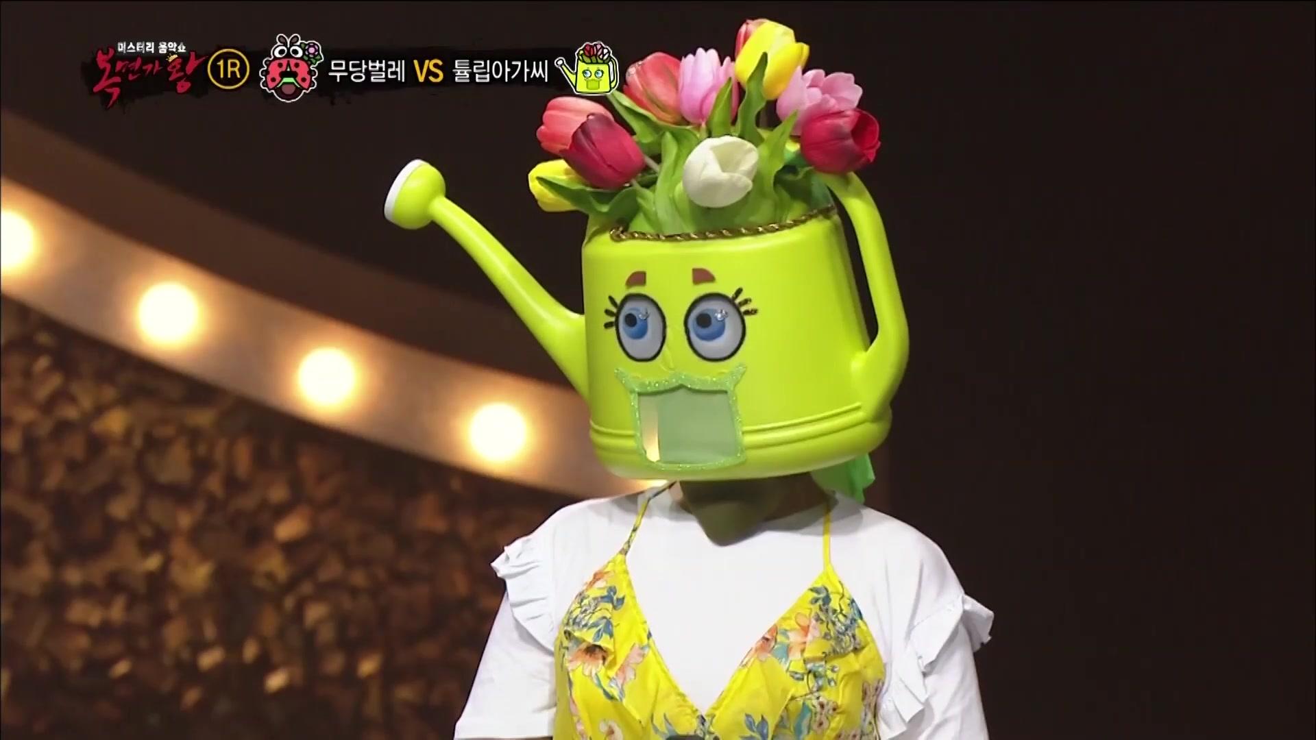 King of Masked Singer Episode 111