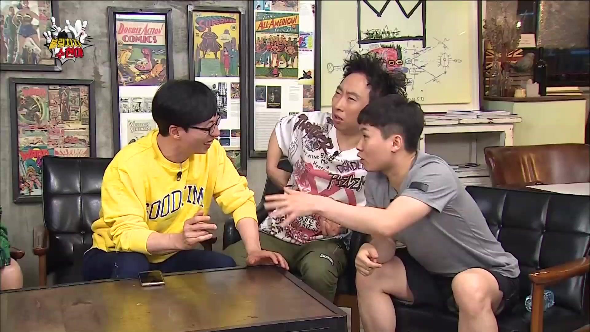 Infinite Challenge Episode 533