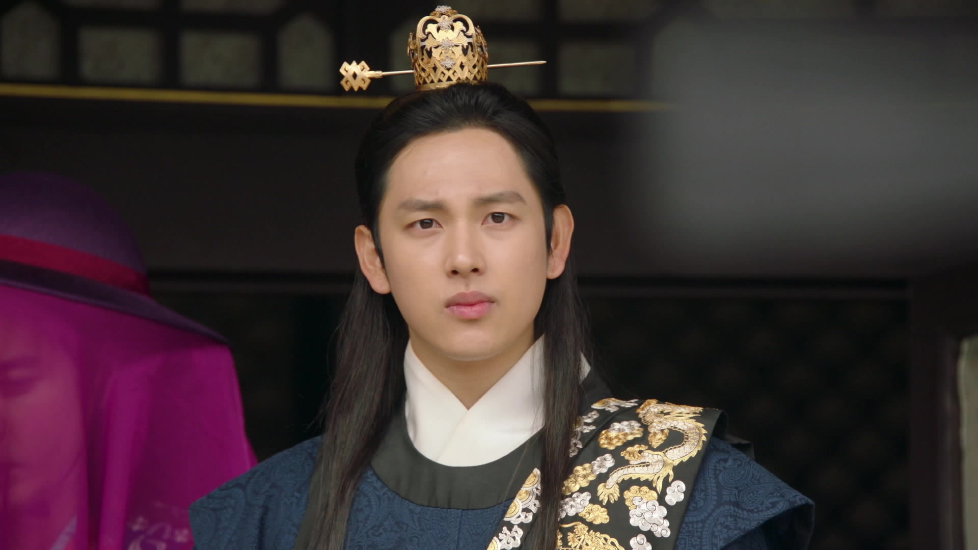 The King Loves Episode 10