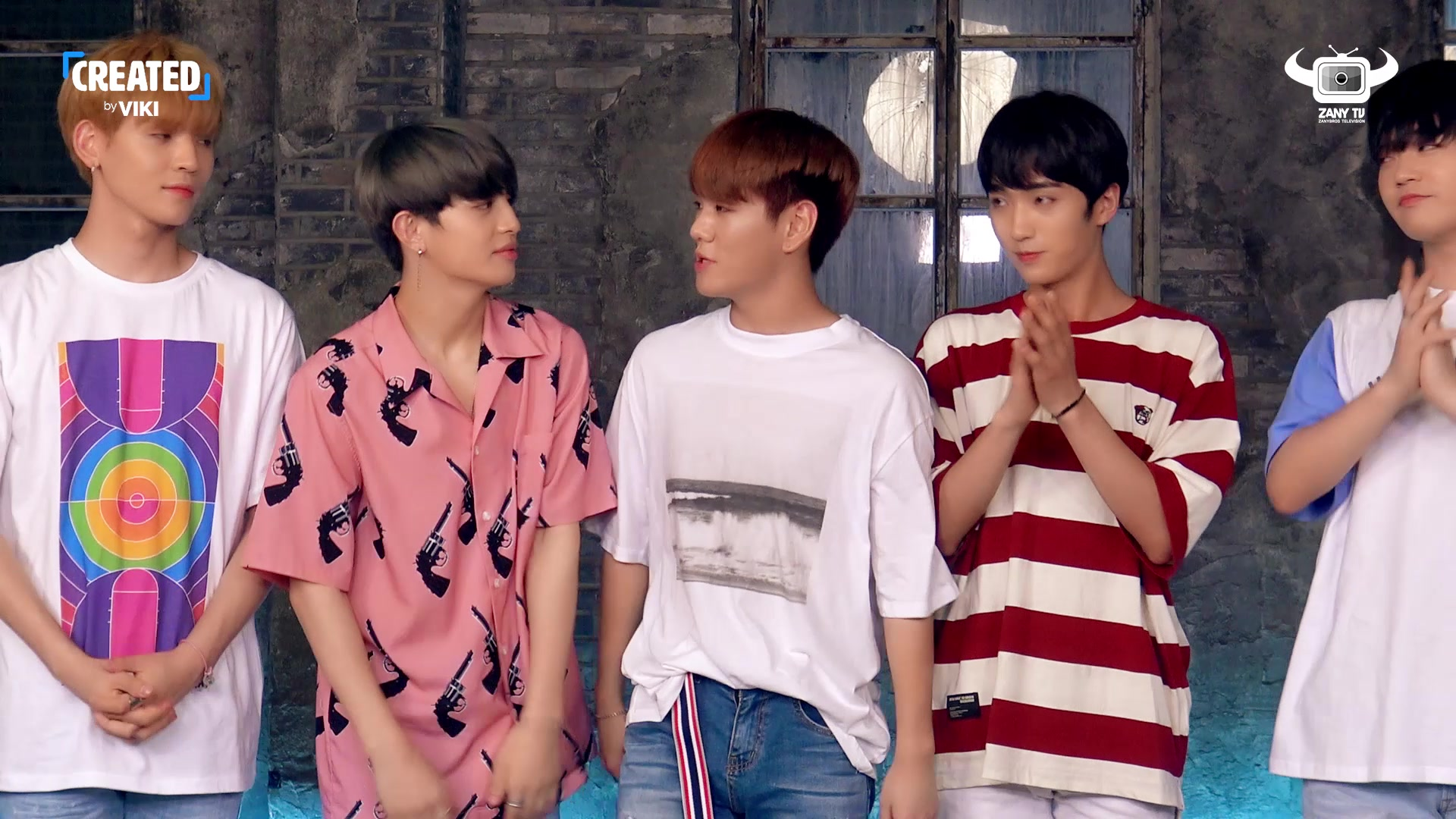 UP10TION, Please! Episode 2
