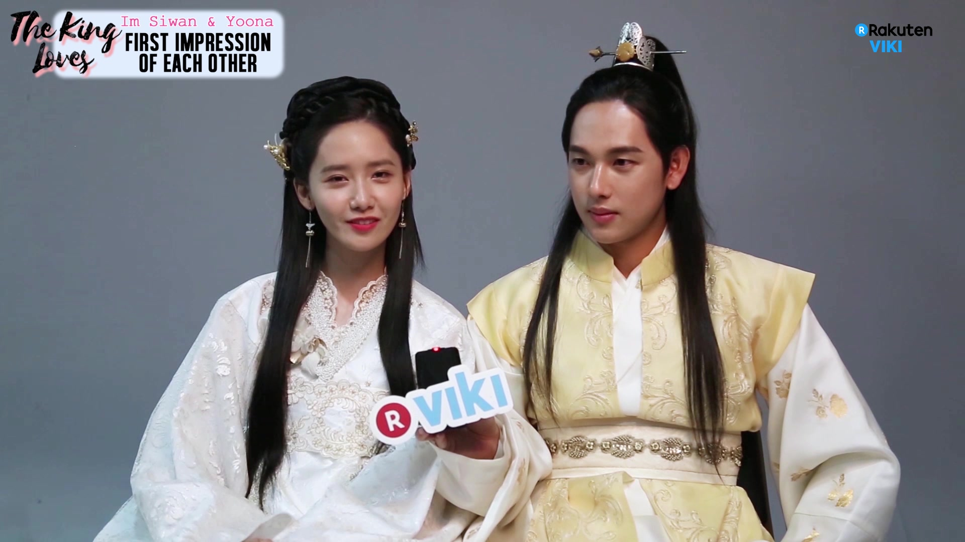 Exclusive Interview with Im Siwan and Yoona: The King Loves
