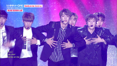 Wanna One Premier Show-Con Episode 1