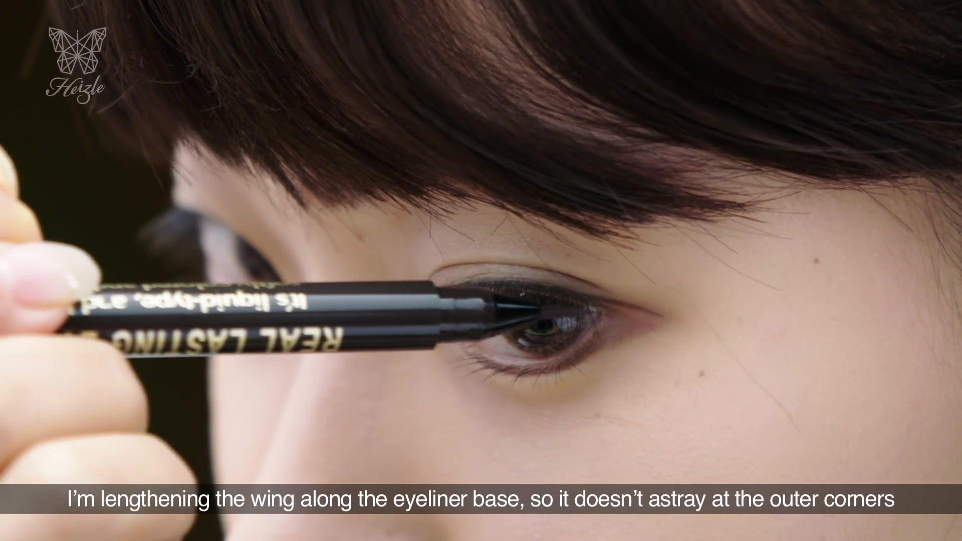 DIA TV Original: Heizle Episode 48: Back-to-School Komatsu Nana School-Look Makeup