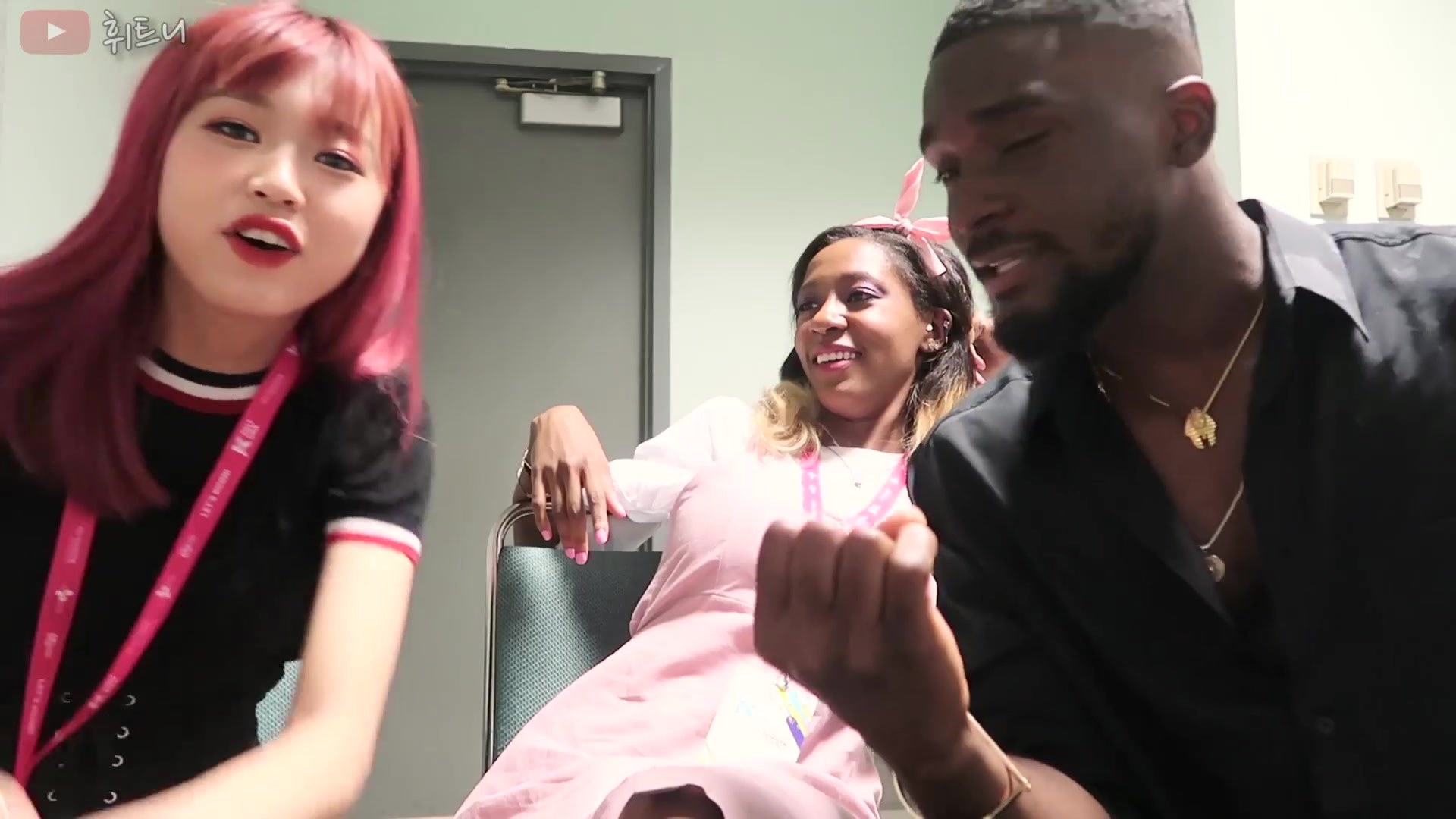 whitneybae Episode 84: 7-Second Challenge! with Sam Okyere, Sunny's Channel & whitneybae