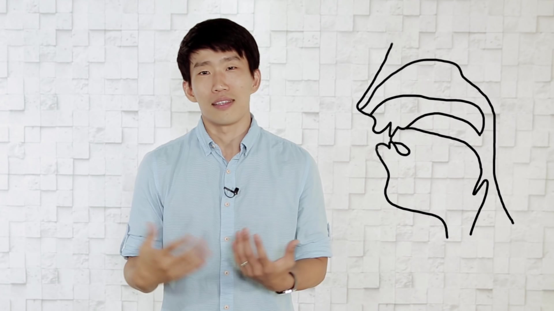 TalkToMeInKorean Episode 99: Korean Pronunciation Guide: 네 (Ne or De?) & 뭐 (Mwo or Bwo?)