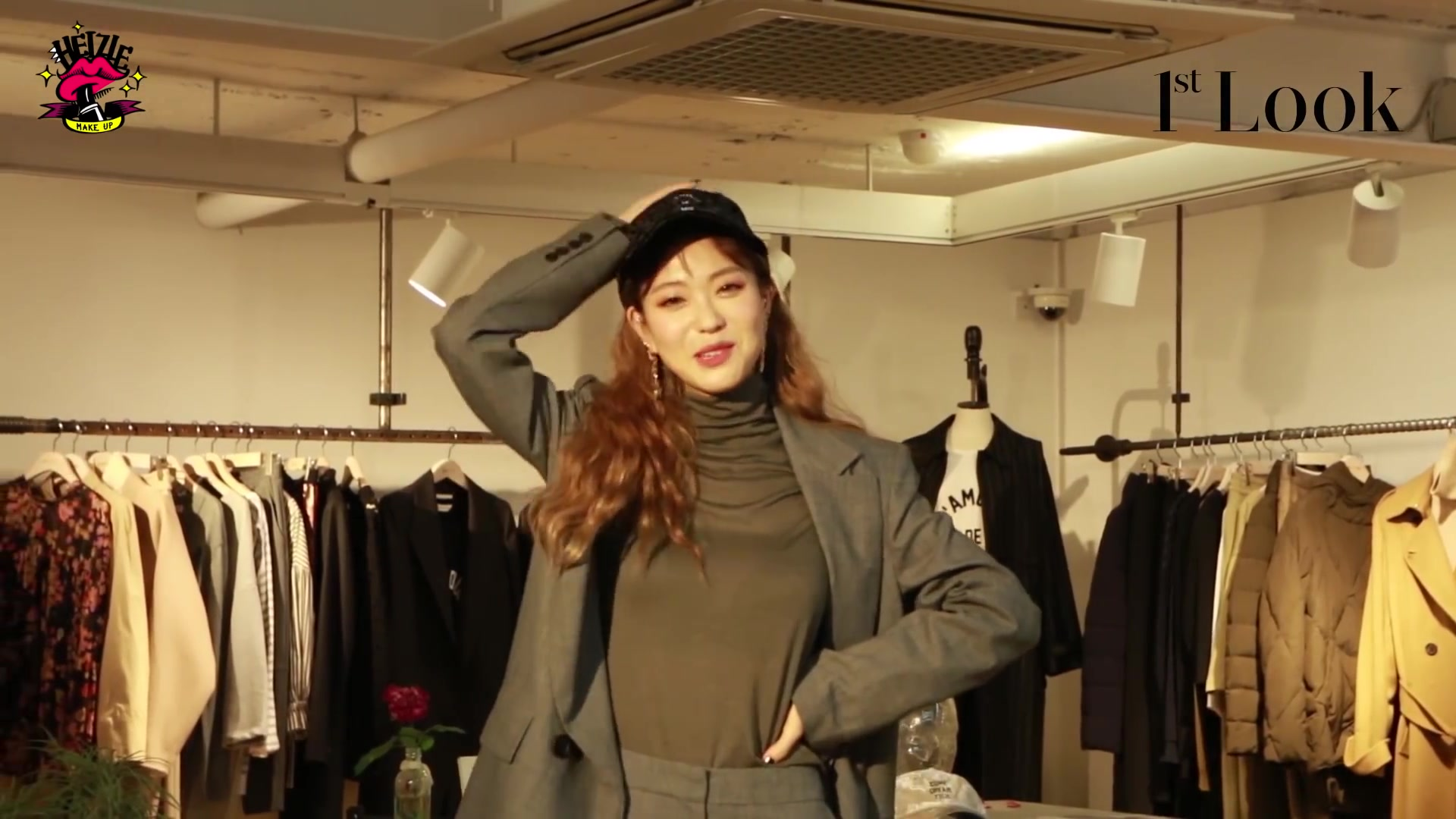 DIA TV Original: Heizle Episode 54: 2018 S/S Seoul Fashion Week With Heizle