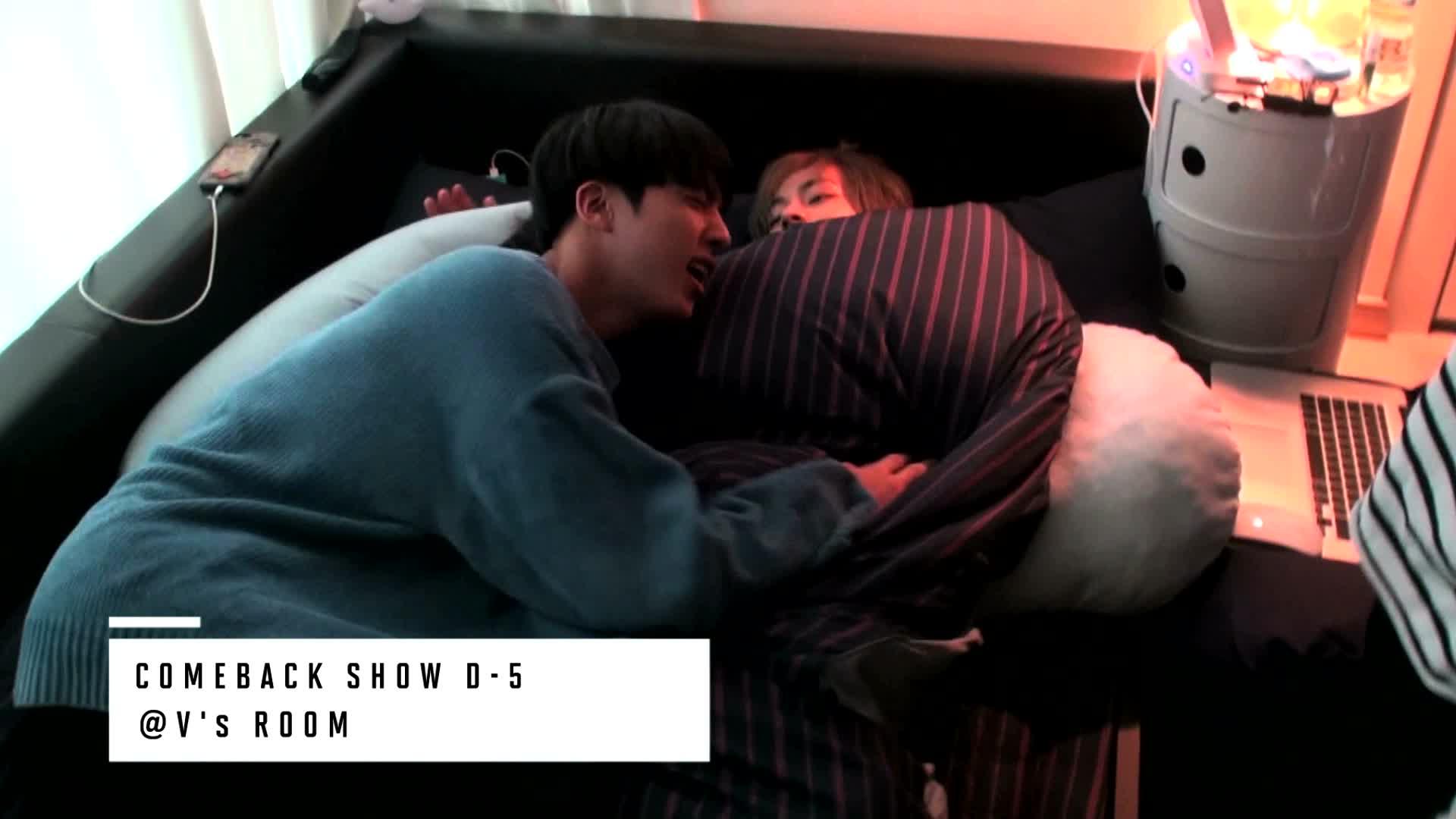 D-5 Teaser: BTS Comeback Show