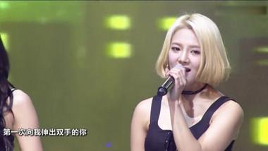 Tencent K-Pop Live Episode 4: Girls Generation, A-cian, Wanna. B