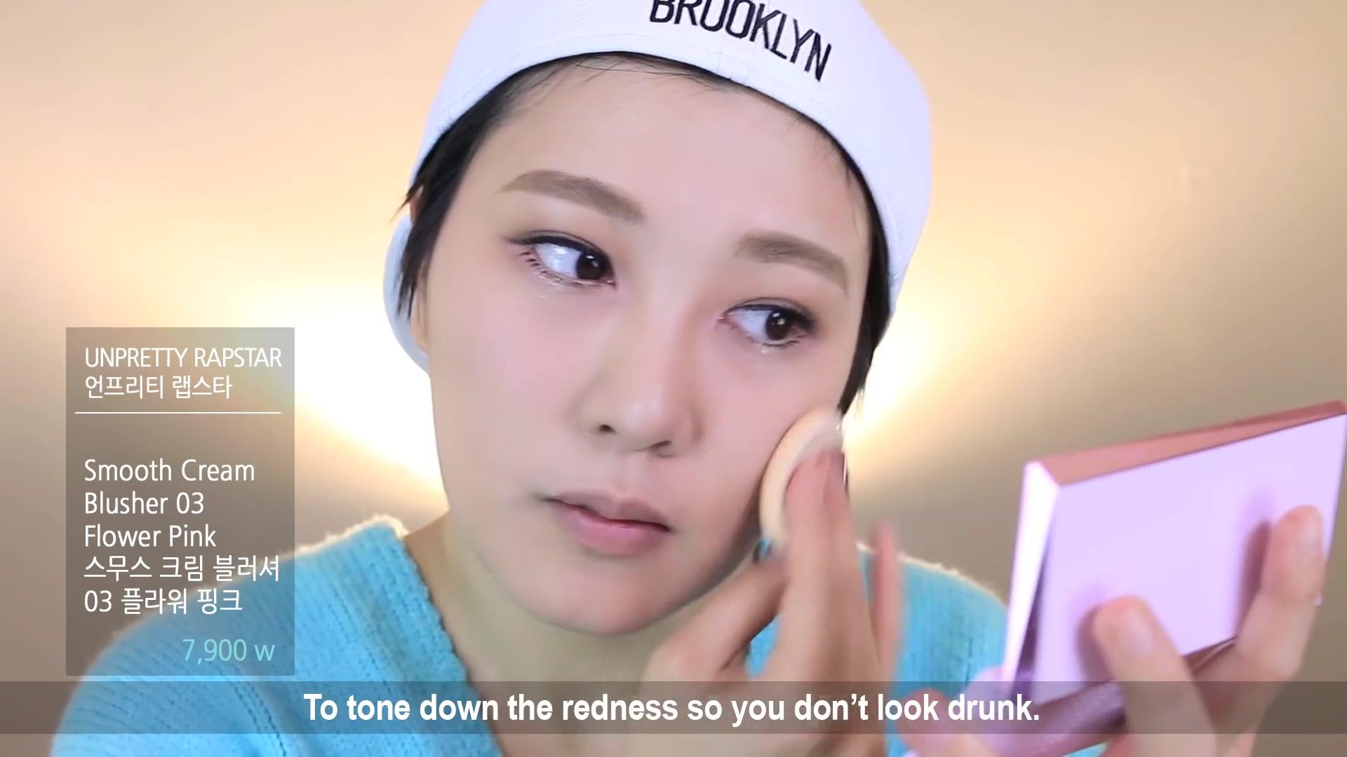 SSIN Episode 153: Girls' Generation-TTS 'Dear Santa' Taeyeon Makeup Tutorial
