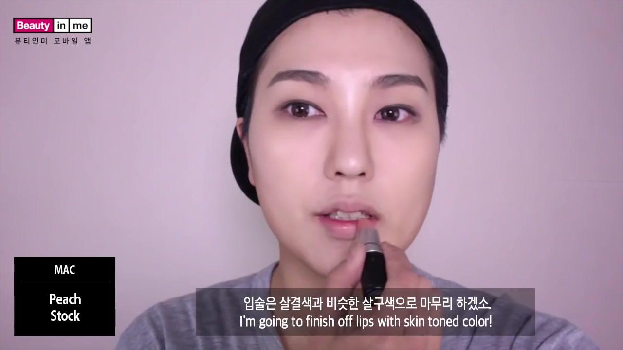 SSIN Episode 156: Korean Nobleman Lee Mong Ryong's Makeup Tutorial