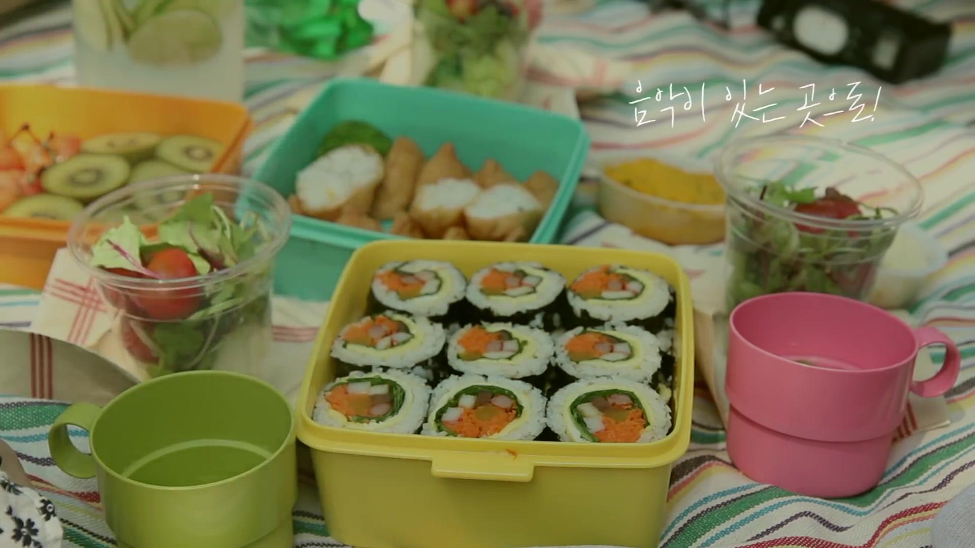 Honeykki Episode 158: Kimbap (Gimbap)