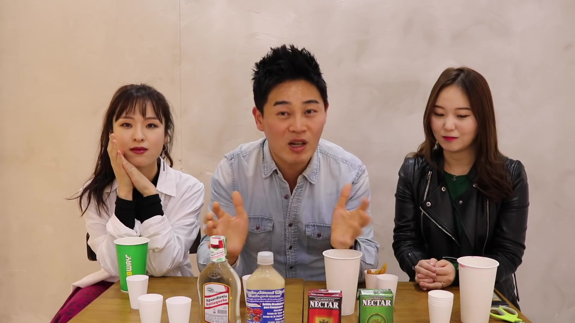 Todo Sobre Corea del Sur Episode 144: Koreans Try Aguardiente for the First Time