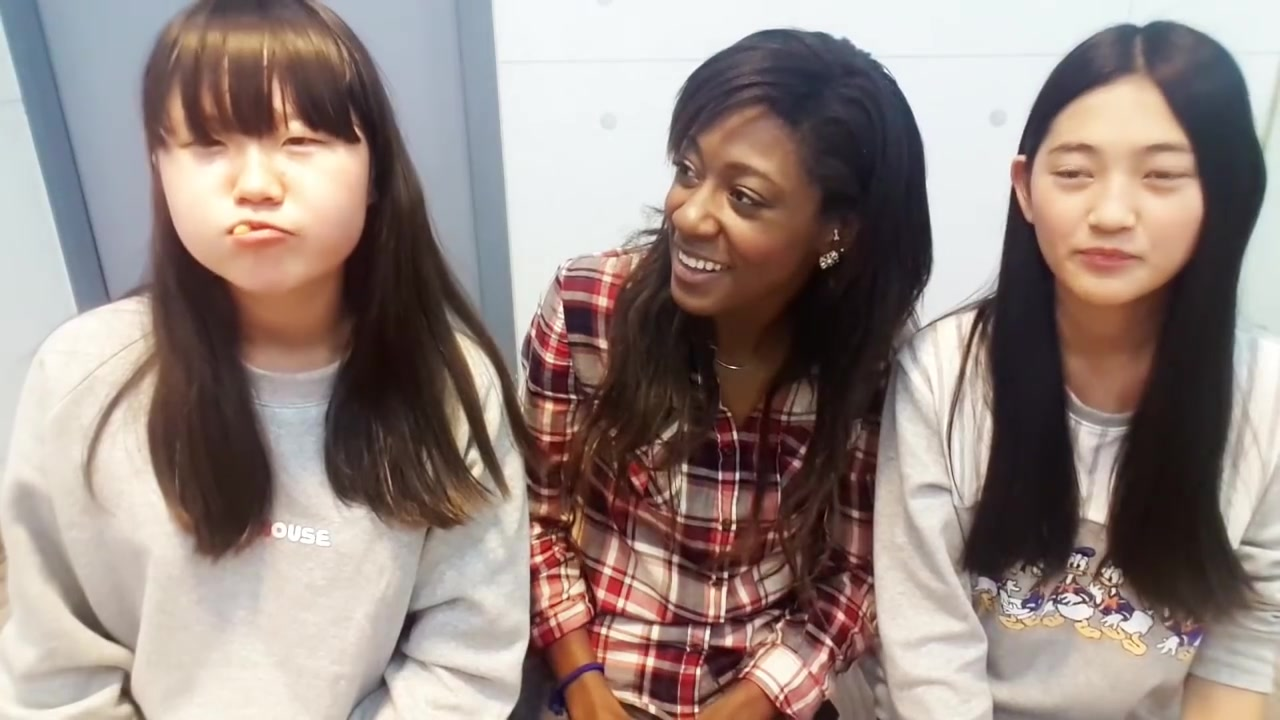whitneybae Episode 101: Eating Super Sour Candy With Korean Friends!