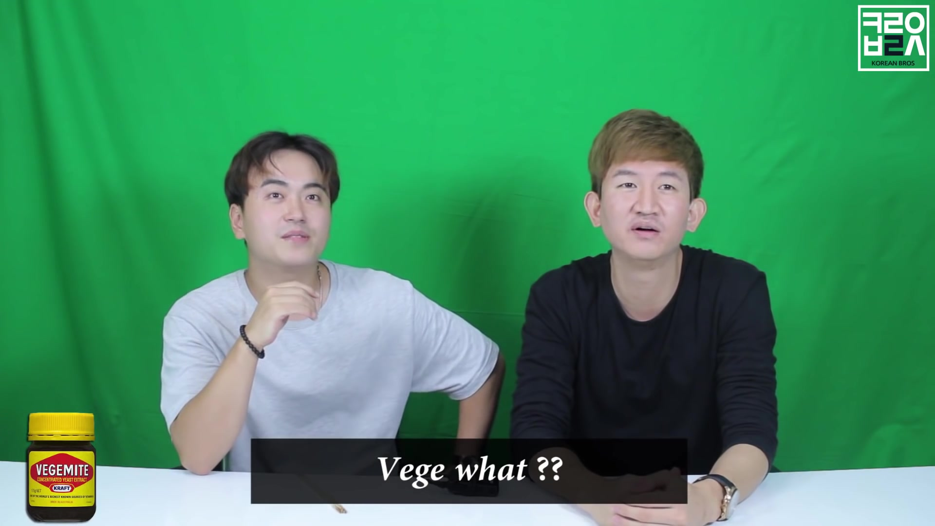 Korean Bros Episode 2: Koreans Taste Vegemite for the First Time!