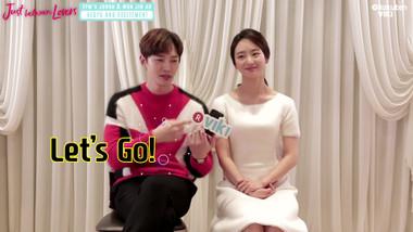 Junho and Won Jin Ah's Aegyo: Solo entre amantes