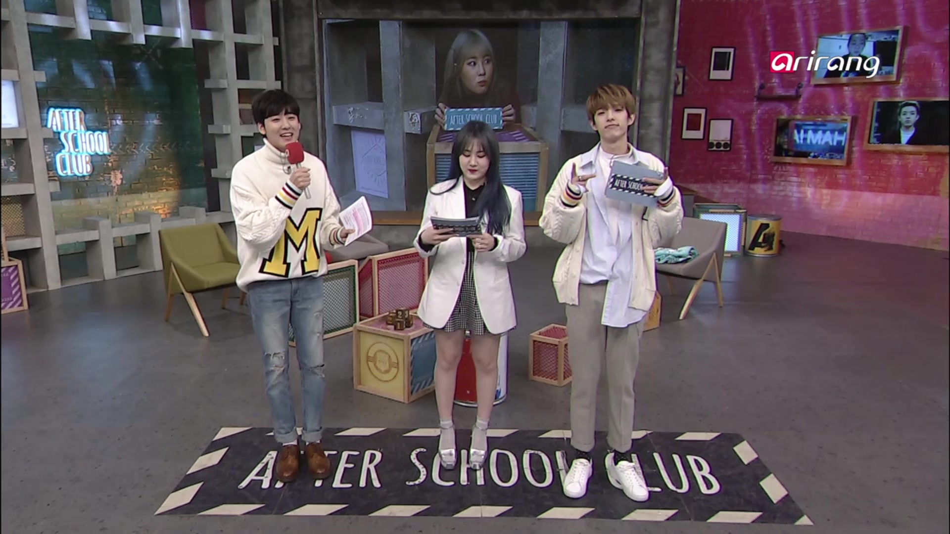 After School Club Episode 303: Kriesha Chu