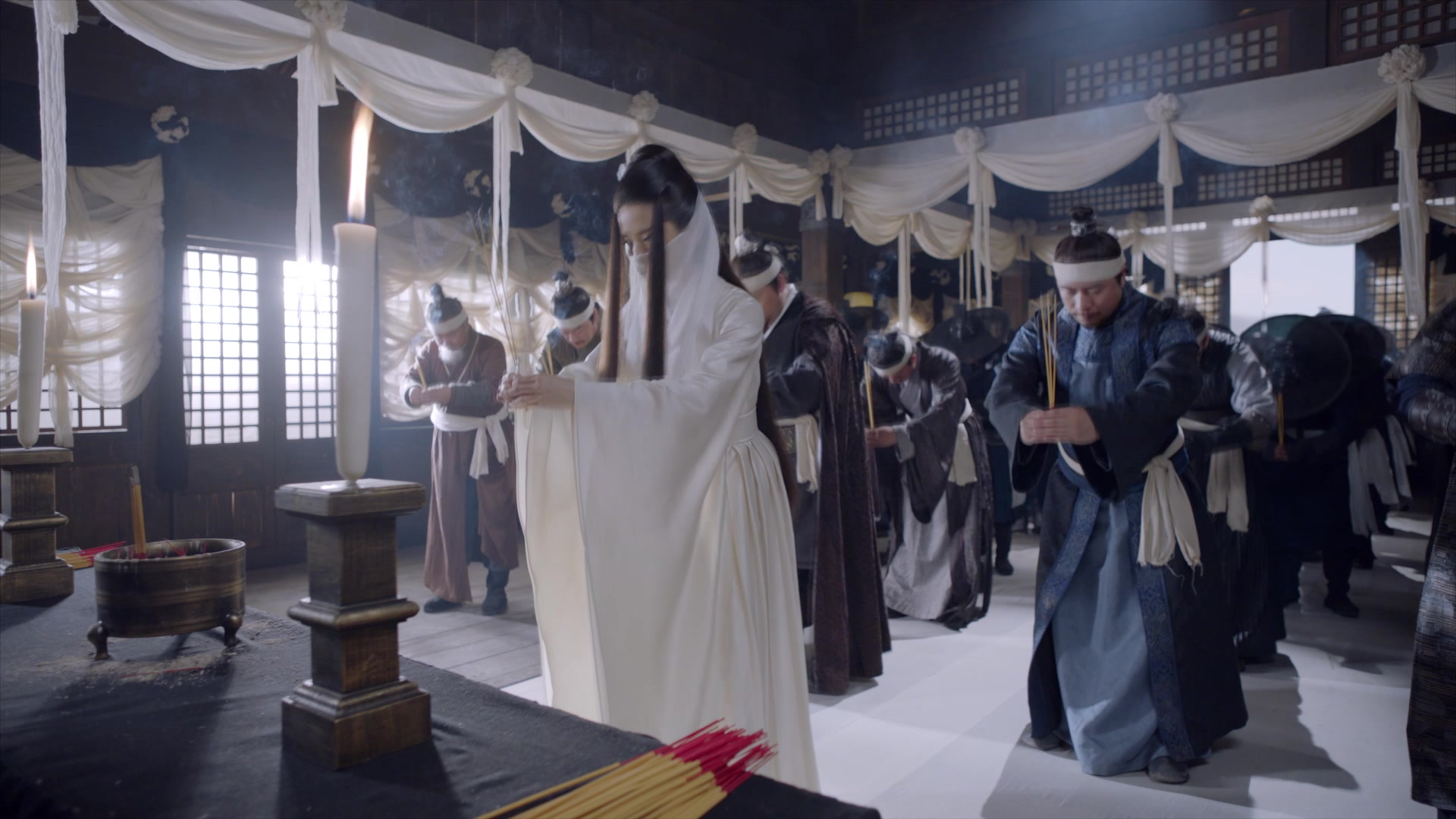 The Flame's Daughter Episode 19