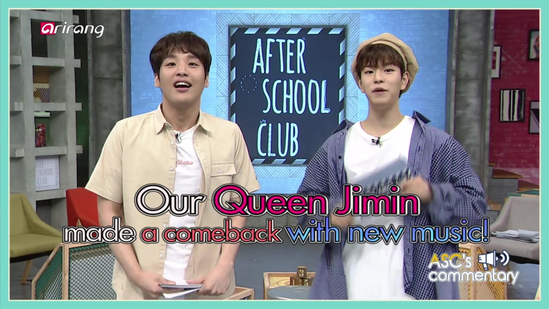 After School Club Episode 333: NATURE