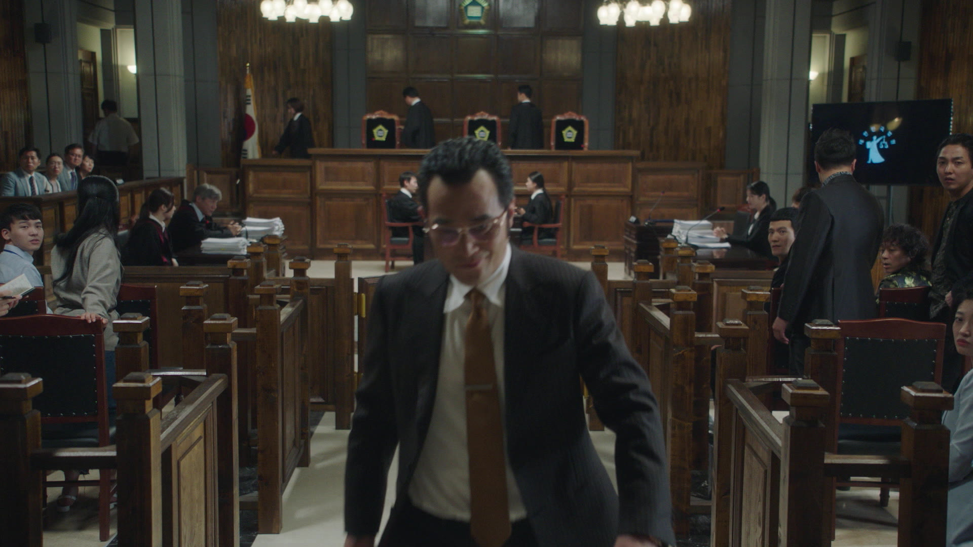Episode 11 Preview: Lawless Lawyer
