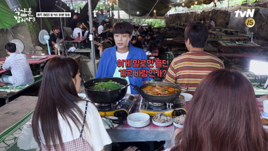 Behind the Scenes 12: Episode 12, 13 Filming: Let's Eat 3