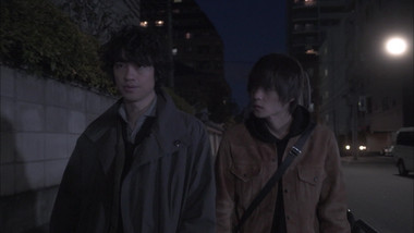 Criminologist Himura and Mystery Writer Arisugawa Episode 6