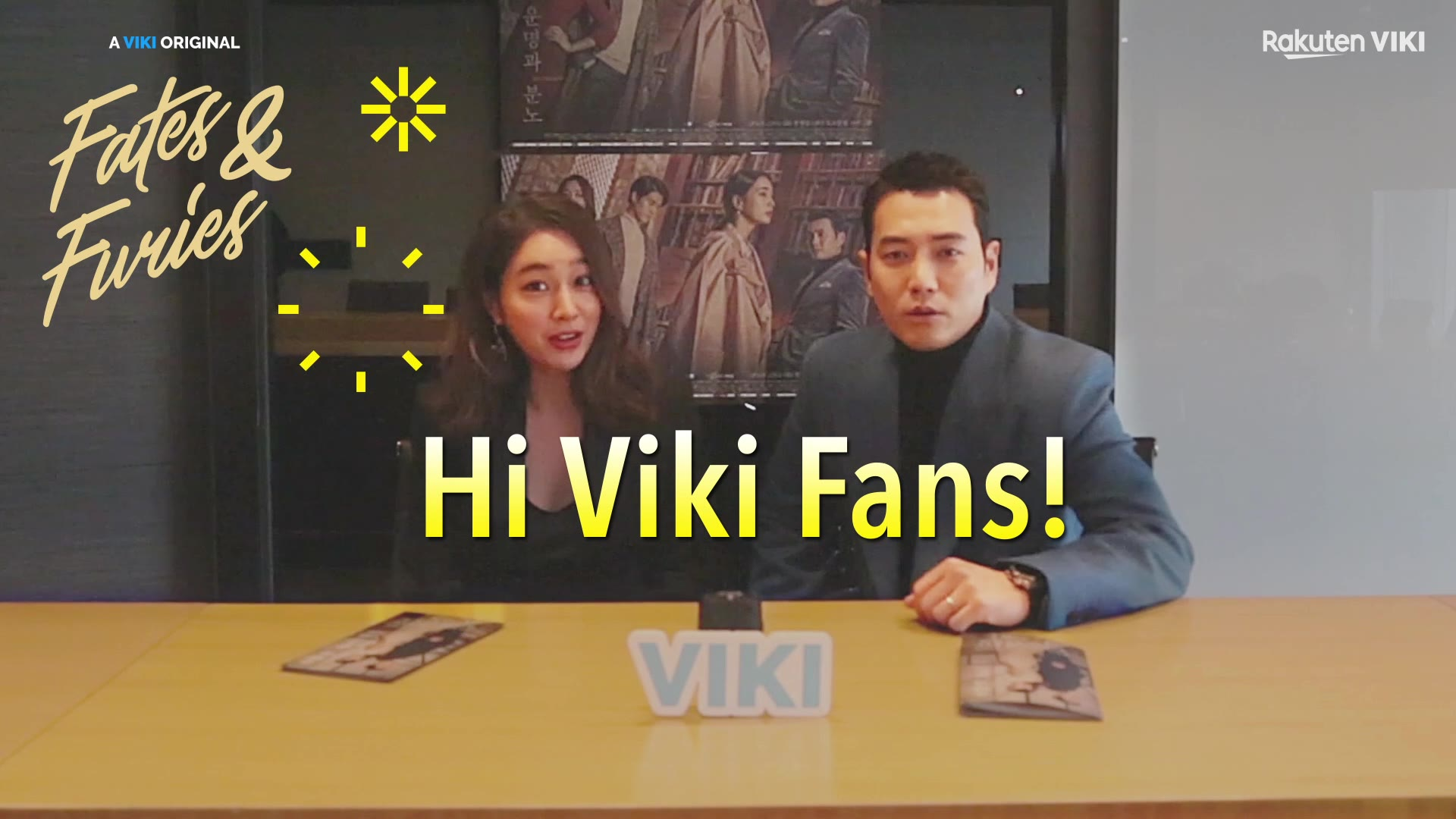Shoutout to Viki Fans: Fates and Furies