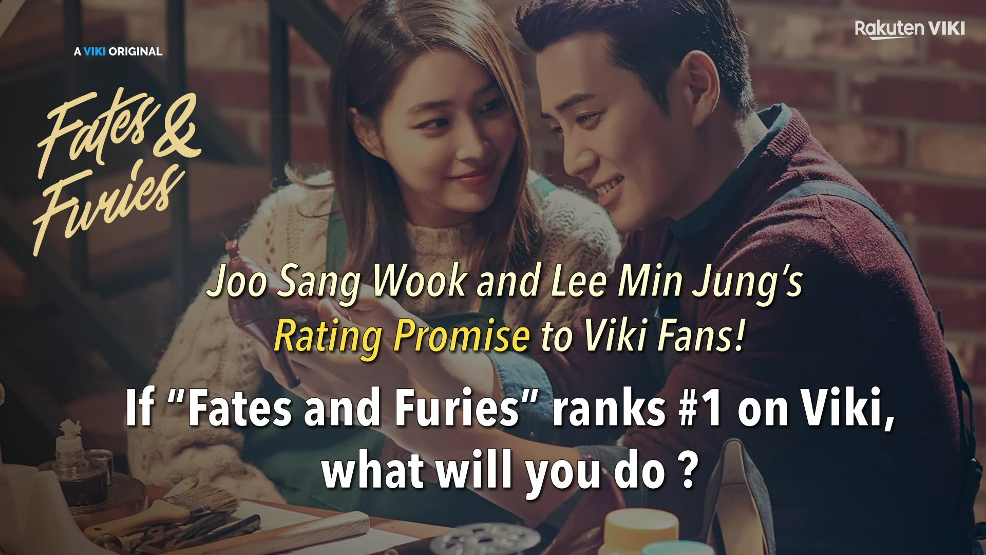 Viewer Ratings Promise With Viki Fans: Fates and Furies