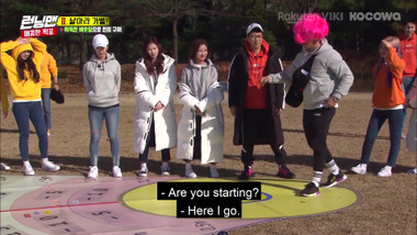 Episode 428 Highlight: Running Man
