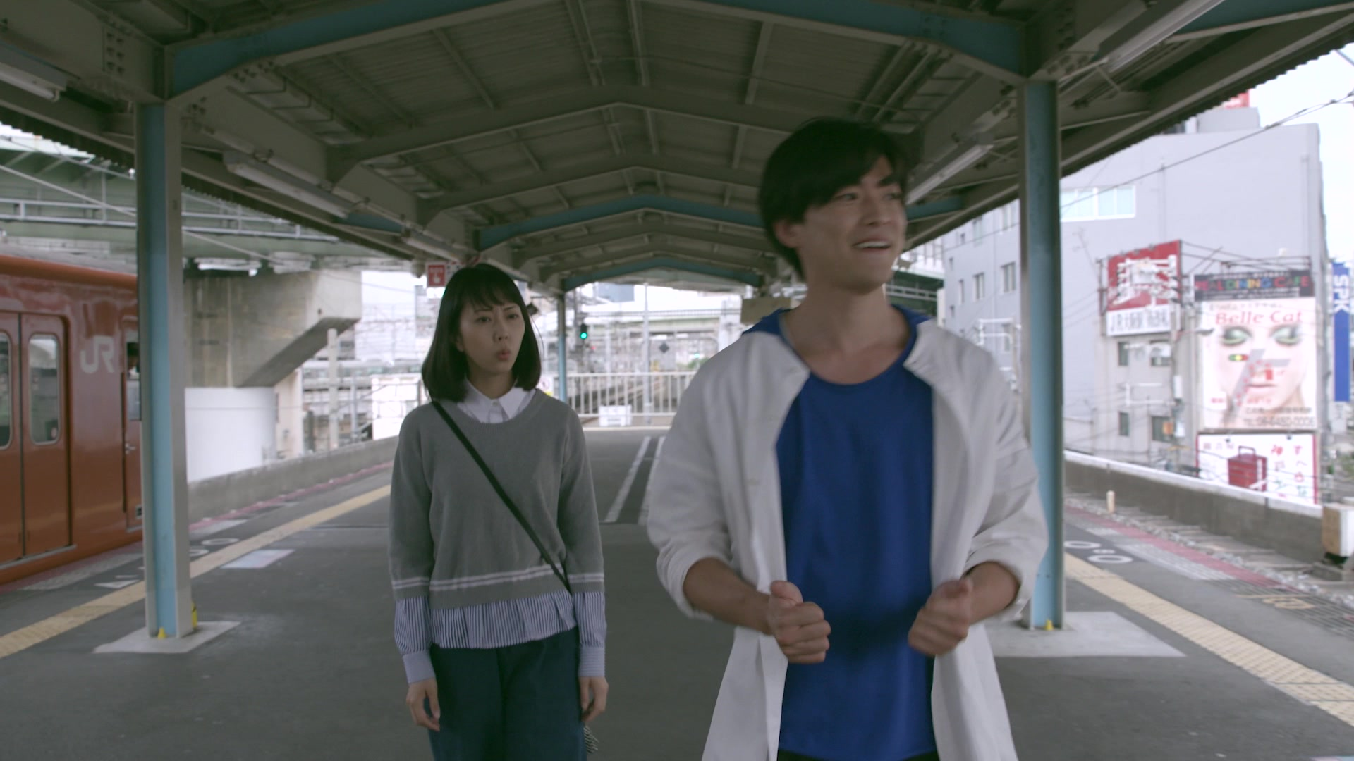Osaka Loop Line Episode 6