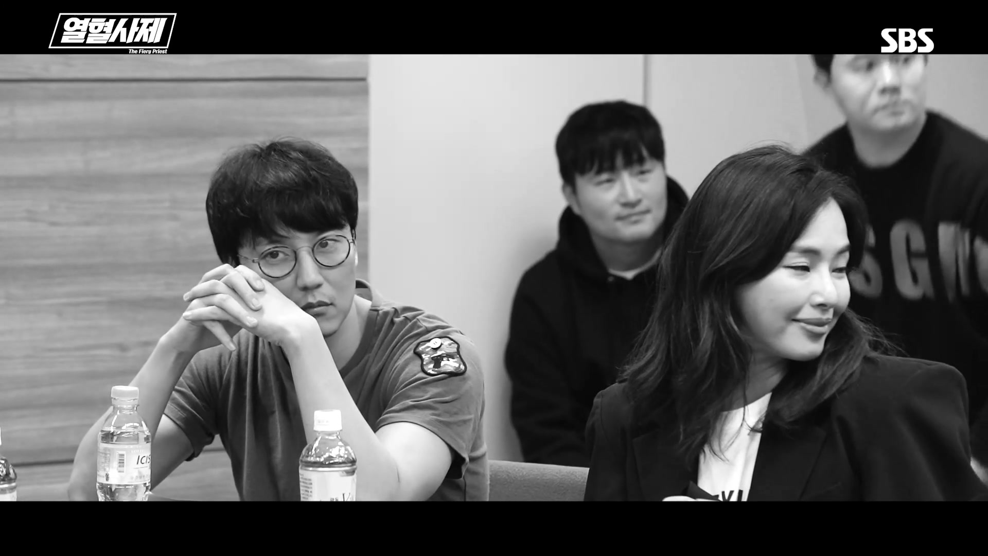 Making 1: Script Reading: The Fiery Priest