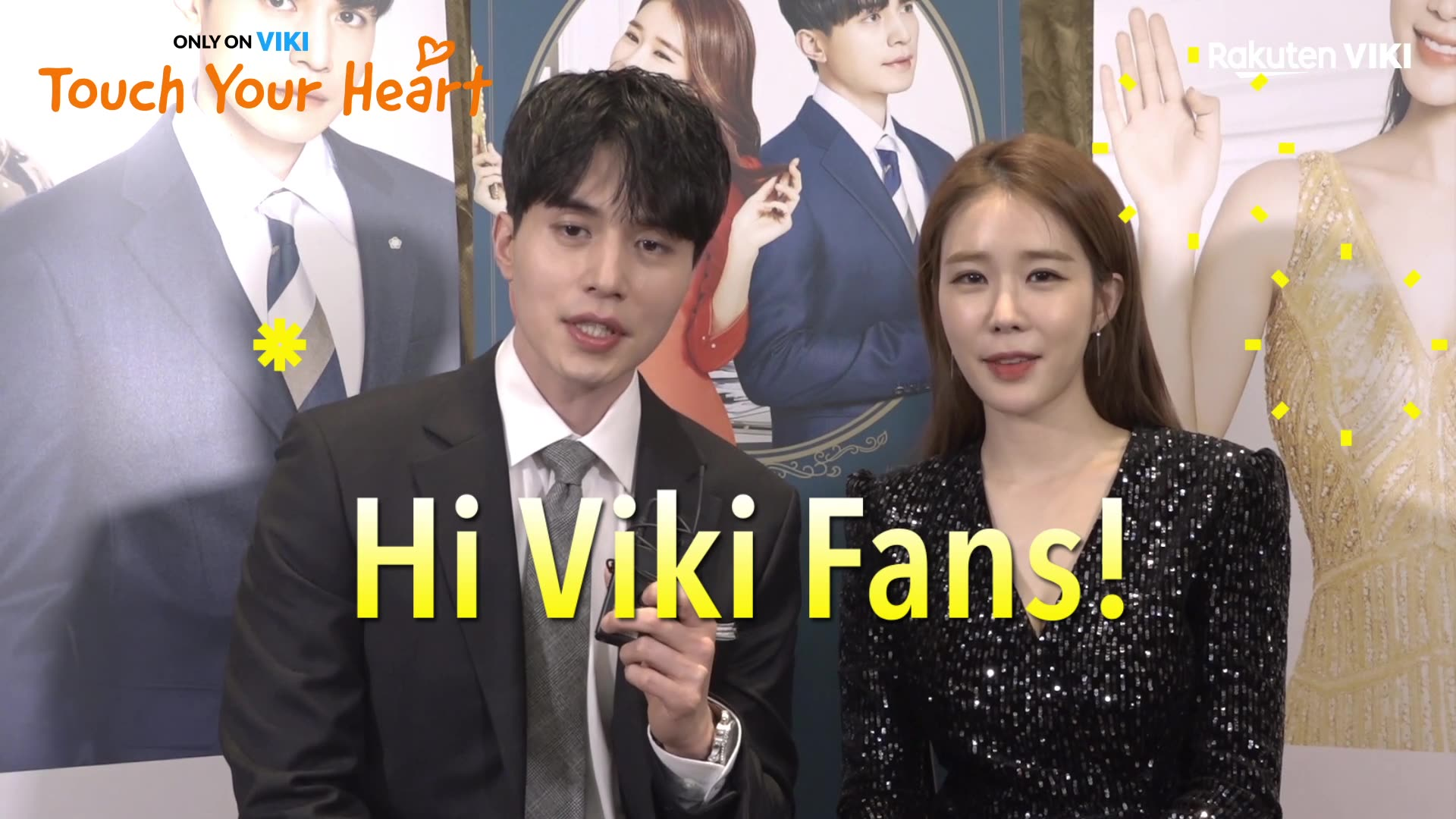 """Touch Your Heart"" Shoutout to Viki Fans: Touch Your Heart"