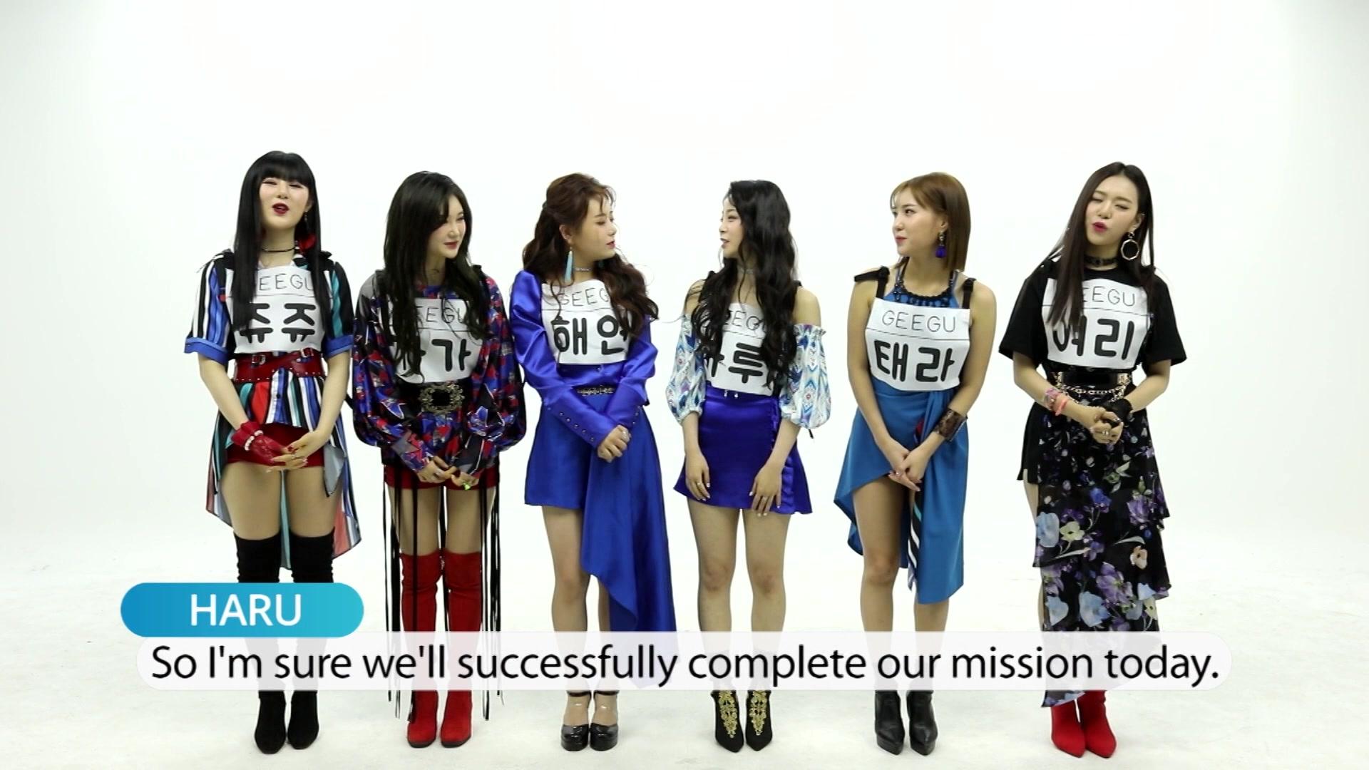 Pops in Seoul Episode 3951: Moonlight(문라이트) ! GeeGu(지구)'s Off-Stage Dance