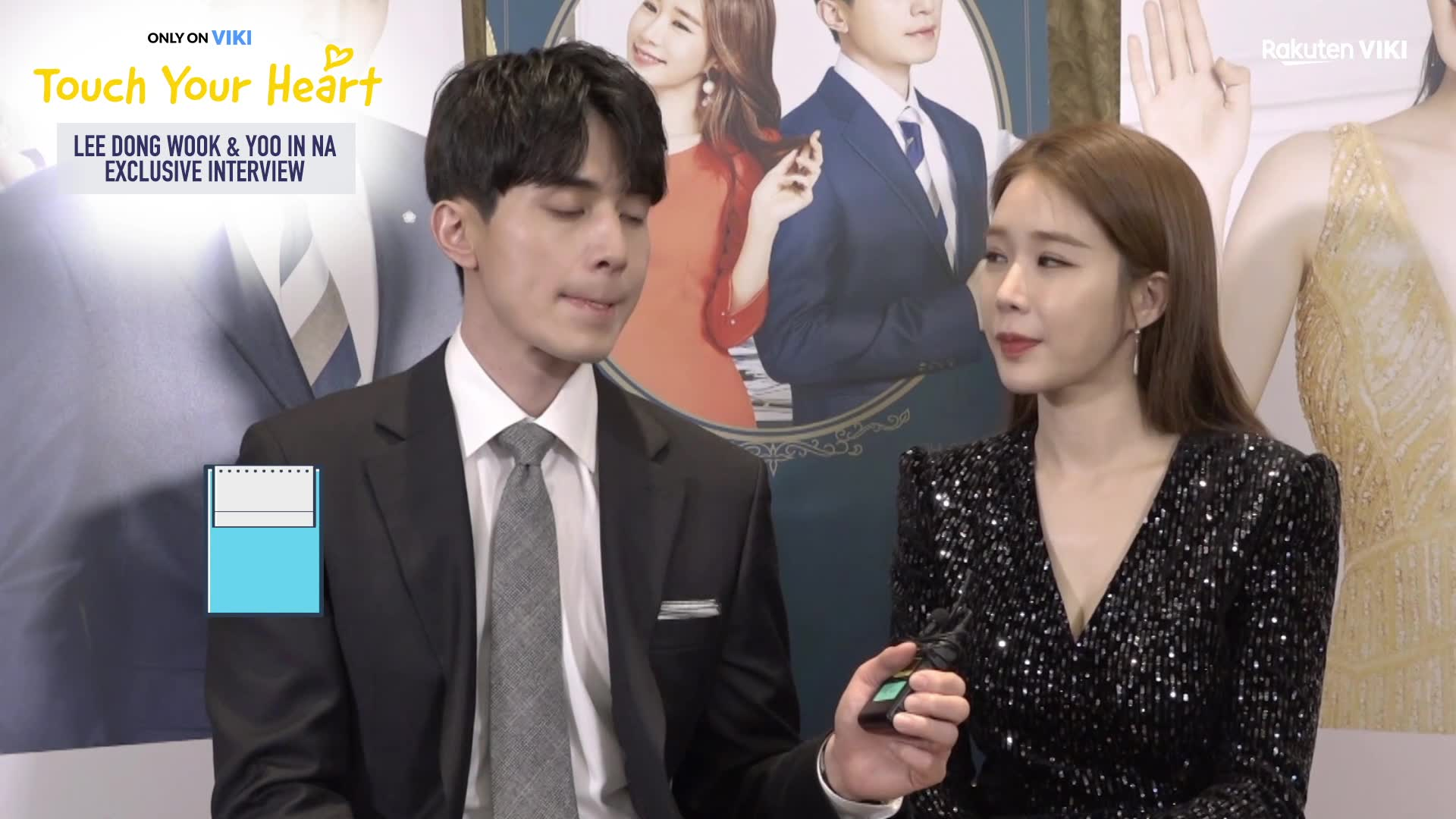 Touch Your Heart Exclusive Interview with the Casts: Touch Your Heart