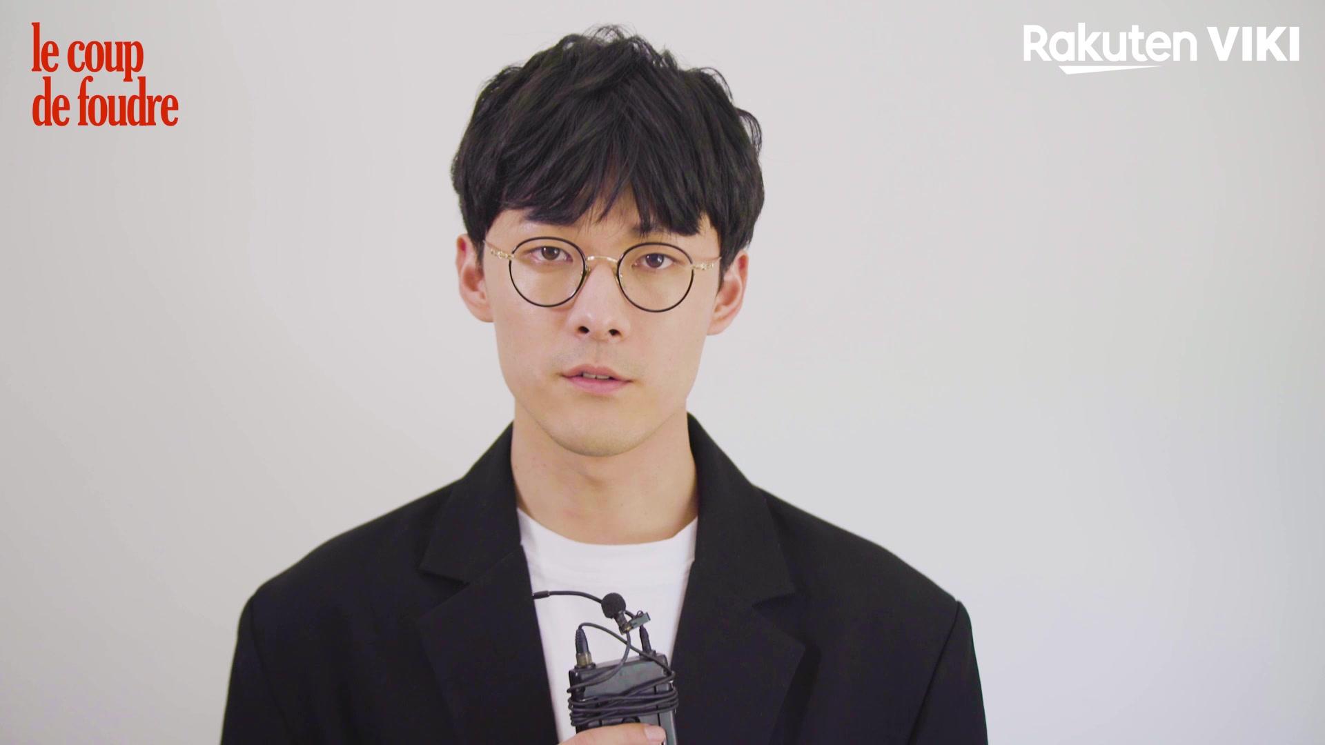 Zhang Yu Jian's Shoutout to Viki Fans: Le Coup de Foudre
