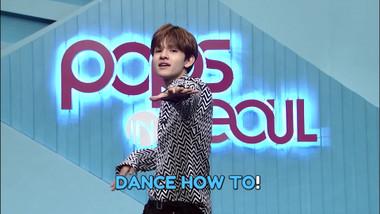 Pops in Seoul Episode 3973: Samuel's Dance How To! NCT 127's Superhuman(슈퍼휴먼)