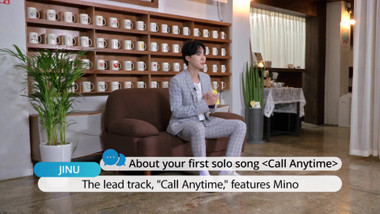 Pops in Seoul Episode 4022: The first solo song! Jinu(김진우, WINNER)'s interview for 'Call Anytime'