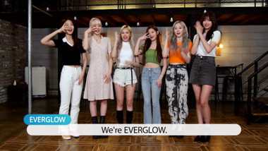 Pops in Seoul Episode 4032: Monstrous Rookie Group! EVERGLOW(에버글로우)'s Interview for 'Adios(아디오스)'
