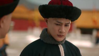 Dreaming Back to the Qing Dynasty Episode 35