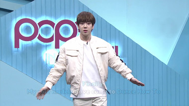 Pops in Seoul Episode 4158: Byeong-kwan's Dance How To ! BTS(방탄소년단)'s ON