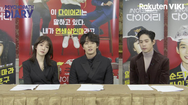 Viki Exclusive Interview: Psychopath Diary