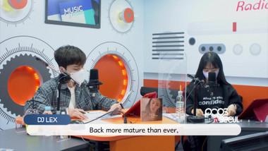 Pops in Seoul Episode 4385: 📻Behind Radio Clip➤Baek A-yeon(백아연)'s Interview~💙