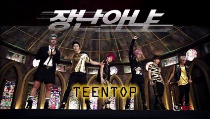 TEEN TOP: Rocking