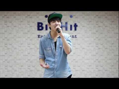 Vocal Practice by JungKook: Bangtan Boys (BTS)